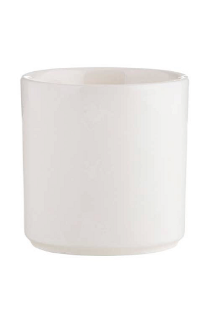 White Ceramic Dip Dish available in Macon GA & Marietta GA
