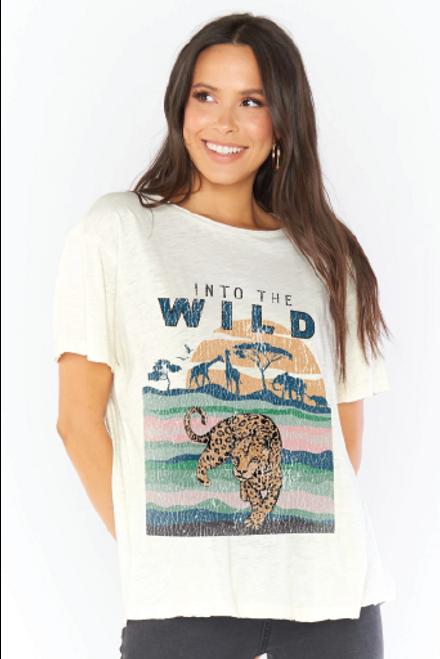Into The Wild Tee available in Macon GA & Marietta GA