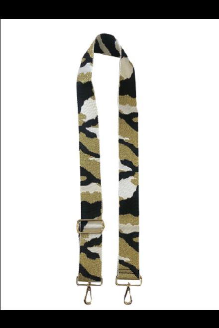"""2"""" Adjustable Stripe Bag Camo Gold White available in Macon GA & Marietta GA"""