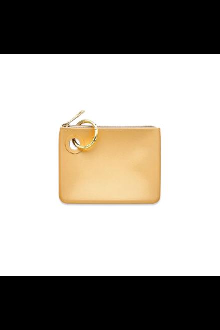 O-Venture   Mini Silicone Pouch   Solid Gold Rush