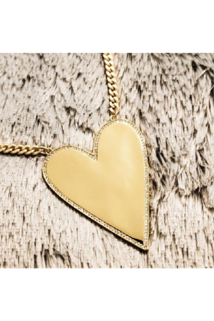 Karli Buxton | Gold Heart Necklace