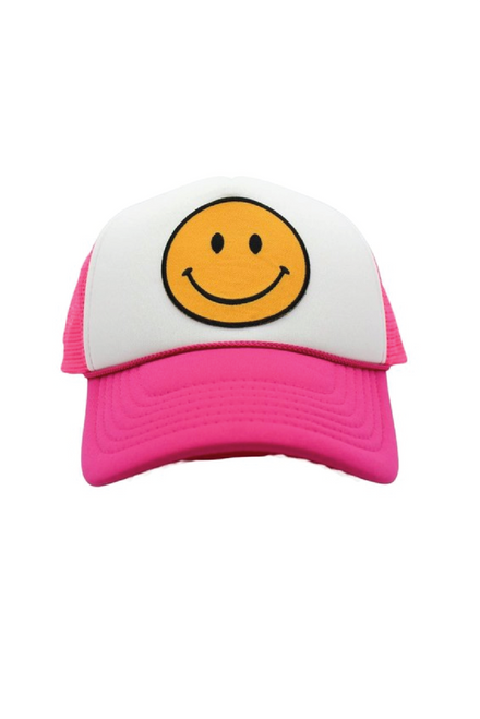 Pink trucker hat available in Macon, Georgia