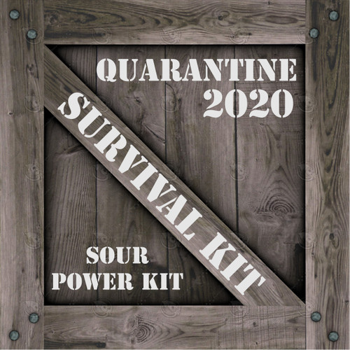 Sour Power Survival Kit