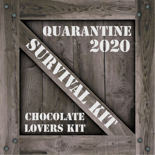 Chocolate Lovers Survival Kit
