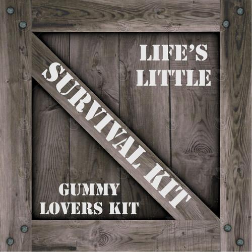 Gummy Lovers Survival Kit
