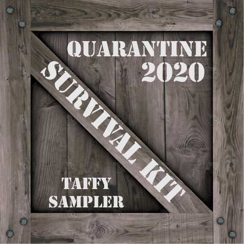 Taffy Sampler Survival Kit