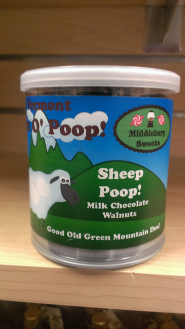 Vermont Can O' Poop - Sheep Poop (Milk Chocolate Walnuts)