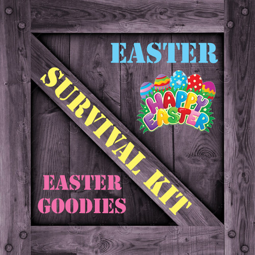 Easter Chocolate Survival Kit