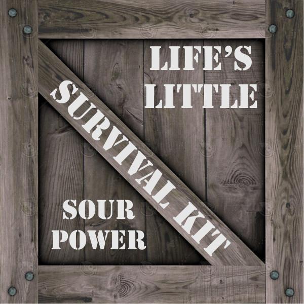 Sour Power Survival Kit