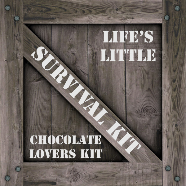 Chocolate Lovers Survival Kit