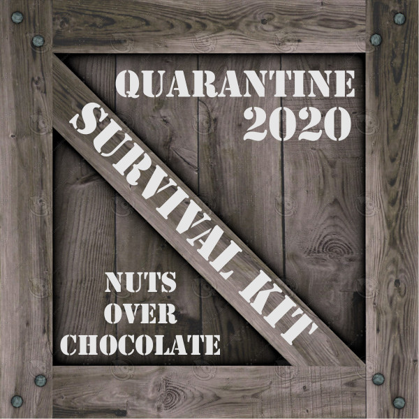 Nuts Over Chocolate Survival Kit
