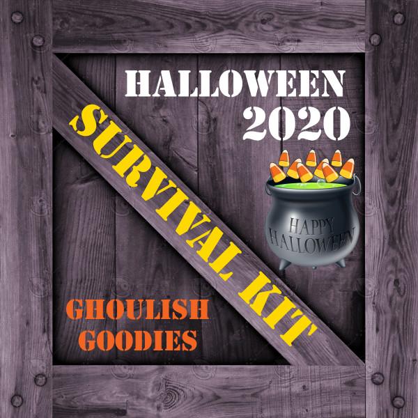 Halloween Ghoulish Goodies Survival Kit