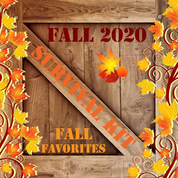 Fall Favorites Survival Kit