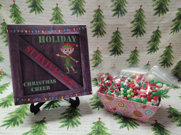 Christmas Cheer Survival Kit