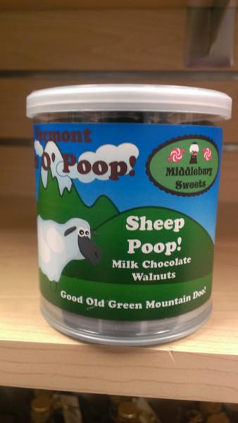 Vermont Can O' Poop - Sheep Poop (Milk Chocolate Walnuts)