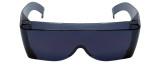 Calabria 3000S Over Glasses UV Protection in Smoke