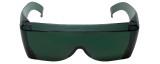 3000G Over Glasses UV Protection in Green