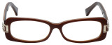 Calabria 853 Cocoa Reading Glasses
