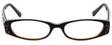 Calabria 854 Toasted Caramel Reading Glasses
