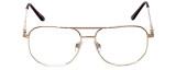 Calabria 1106 Metal Aviator Reading Glasses