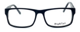 """Calabria Optical Designer Eyeglasses """"Big And Tall"""" Style 10 in Black :: Rx Bi-Focal"""