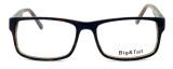 """Calabria Optical Designer Eyeglasses """"Big And Tall"""" Style 10 in Tortoise :: Rx Bi-Focal"""