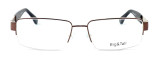 """Calabria Optical Designer Eyeglasses """"Big And Tall"""" Style 11 in Brown :: Rx Bi-Focal"""
