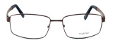 """Calabria Optical Designer Reading Glasses """"Big And Tall"""" Style 12 in Brown"""
