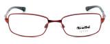 Bollé Voiron Designer Reading Glasses in in Red