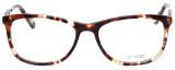 Calabria Splash SP62 Designer Eyeglasses in Brown :: Rx Bi-Focal