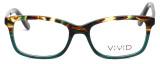 Calabria Splash SP63 Designer Eyeglasses in Tortoise-Blue :: Rx Bi-Focal