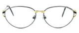 Regency International Designer Eyeglasses Trudy in Gunmetal 54mm :: Rx Bi-Focal
