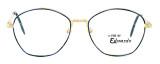 Regency International Designer Eyeglasses Yale in Gold K 103 52mm :: Rx Bi-Focal