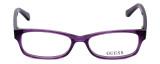Guess Designer Eyeglasses GU2517-081 in Violet :: Rx Single Vision