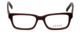 Guess Designer Eyeglasses GU9120-BRN in Brown :: Rx Single Vision