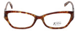 Guess by Marciano Designer Eyeglasses GM144-HNY in Honey :: Progressive