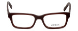Guess Designer Eyeglasses GU9120-BRN in Brown :: Progressive