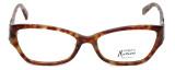 Guess by Marciano Designer Eyeglasses GM144-HNY in Honey :: Rx Bi-Focal
