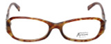 Guess by Marciano Designer Reading Glasses GM142-HNY in Honey