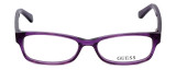 Guess Designer Reading Glasses GU2517-081 in Violet