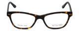 Calabria Viv Designer Eyeglasses 867 in Matte-Demi-Black :: Rx Bi-Focal