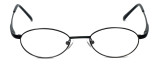 Trendsetter Designer Eyeglasses Model 34 in Black 48mm :: Rx Bi-Focal