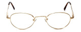 Flex Collection Designer Reading Glasses FL-30 in Gold 48mm