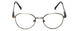 Flex Collection Designer Reading Glasses FL-43 in Ant-Pewter 48mm
