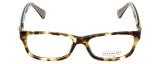 Coach Designer Eyeglasses Fannie HC6052-5238 in Tortoise 52mm :: Custom Left & Right Lens
