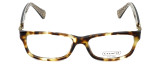 Coach Designer Eyeglasses Fannie HC6052-5238 in Tortoise 52mm :: Rx Bi-Focal
