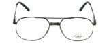 Dale Jr. Designer Eyeglasses DJ6807-SGU-54 in Satin Gun 54mm :: Rx Bi-Focal