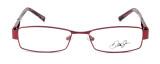 Dale Earnhardt, Jr. Designer Eyeglasses DJ6772 in Burgundy 53mm :: Rx Bi-Focal