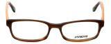 Seventeen Designer Eyeglasses SV5394-BRN in Brown 51mm :: Rx Bi-Focal