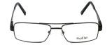 Big and Tall Designer Eyeglasses Big-And-Tall-2-Gun-Black in Gun Black 60mm :: Rx Bi-Focal